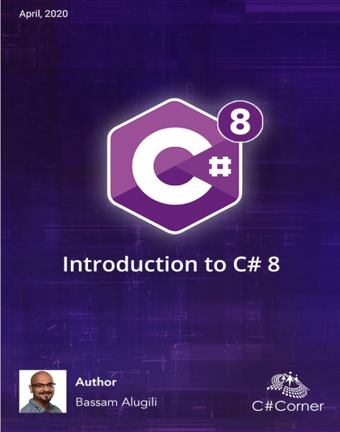 Introduction to C# 8  — Free eBook